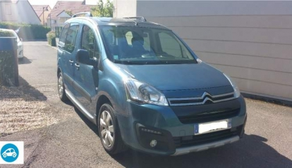 Citroën berlingo Multispace Blue HDI 2015