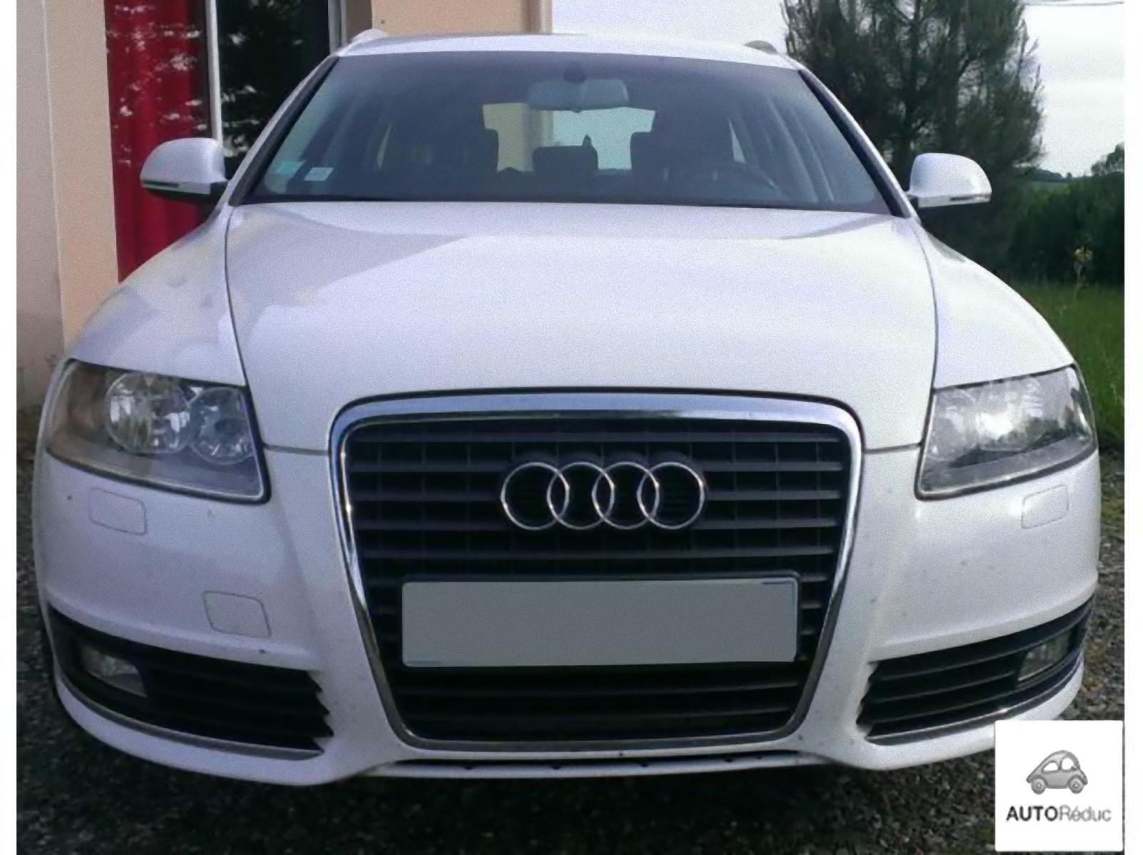 Audi A6 Avant Ambiente : achat audi a6 avant 2009 170cv 2 0 tdi dpf ambiente d 39 occasion pas cher 11 900 ~ Melissatoandfro.com Idées de Décoration