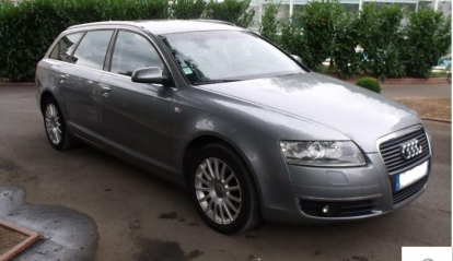 Audi A6 2.0 TDI 140cv Ambition luxe