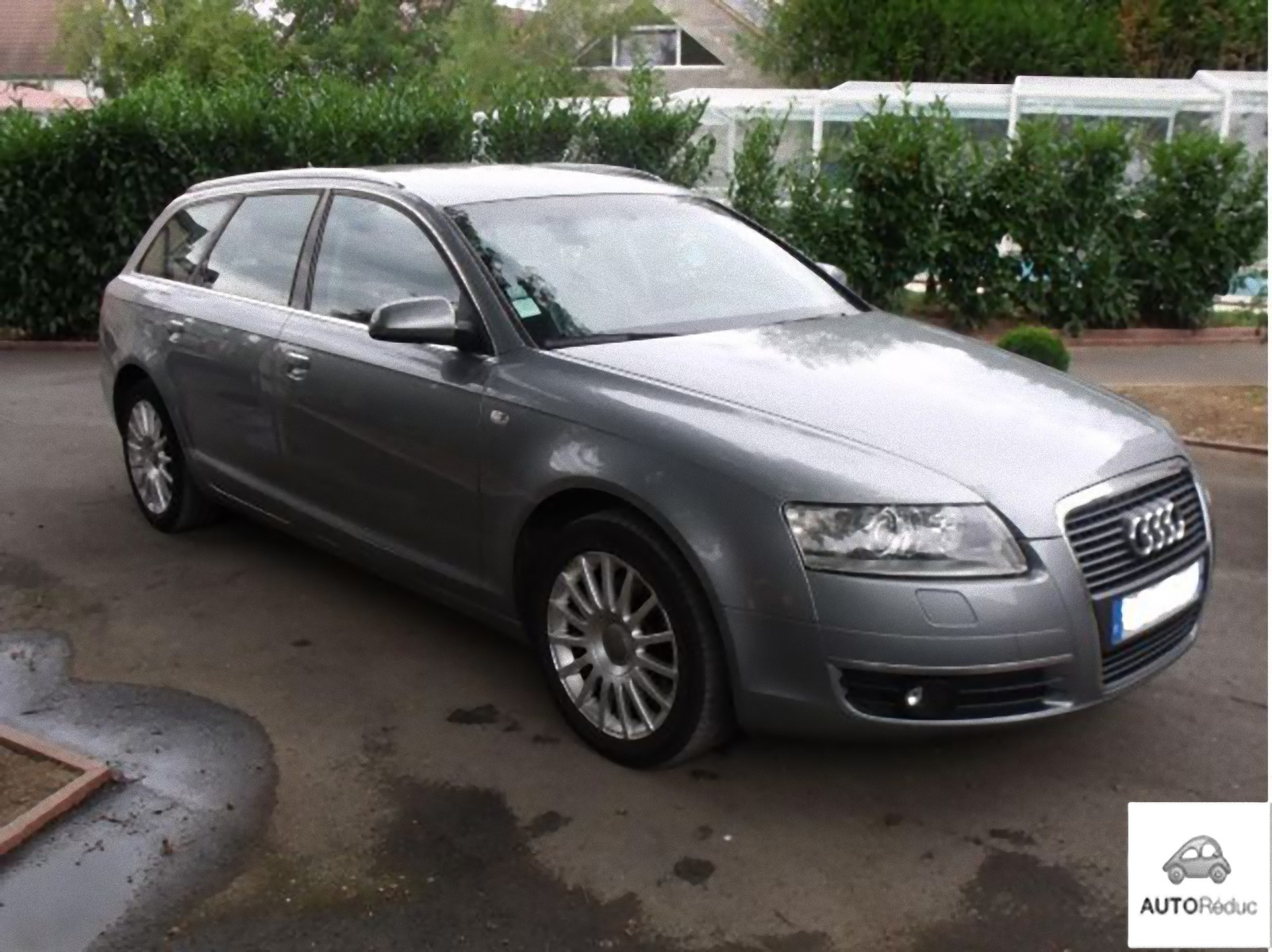 achat audi a6 2 0 tdi 140cv ambition luxe d 39 occasion pas. Black Bedroom Furniture Sets. Home Design Ideas
