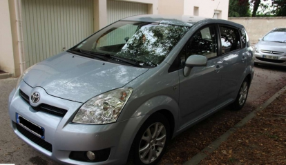 Toyota Corolla Verso D4D 2009