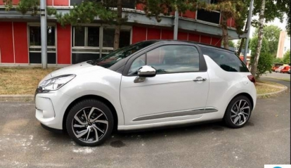 Citroen DS3 Sport Chic 2016