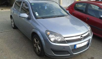 Opel Astra CDTI 1.3 L2006