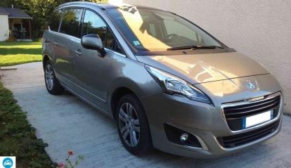 Peugeot 5008 1.6 HDI Allure 2014