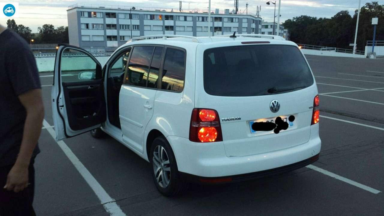 Volkswagen Touran 1.9 TDI Confortline 2009