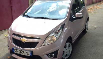 Chevrolet Spark LT 1.2 full options