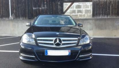 Mercedes Classe C220 CDI Blueefficiency Avant-Garde 2011