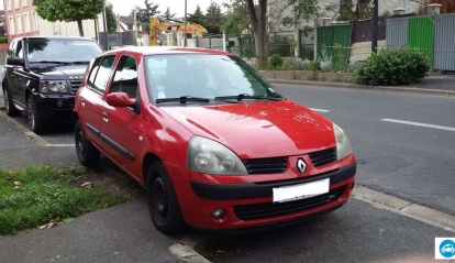 Renault Clio II 1.5 dCi CFT 2004