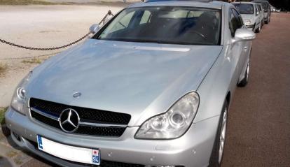 Mercedes Classe CLS 350 Tronic 2004