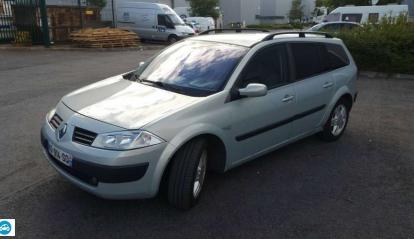 Renault Megane III 2003