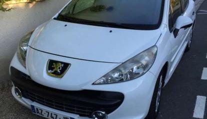 Peugeot 207 1.4 HDI Sport 2008