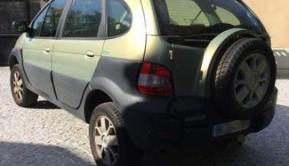 Renault Scenic RX4 1.9 dCi 2003