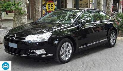 Citroën C5 Exclusive 2010