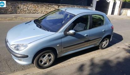 Peugeot 206 Plus 2003