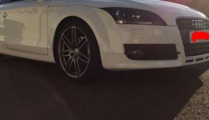 Audi TT 1.8 TFSI S-line 2010