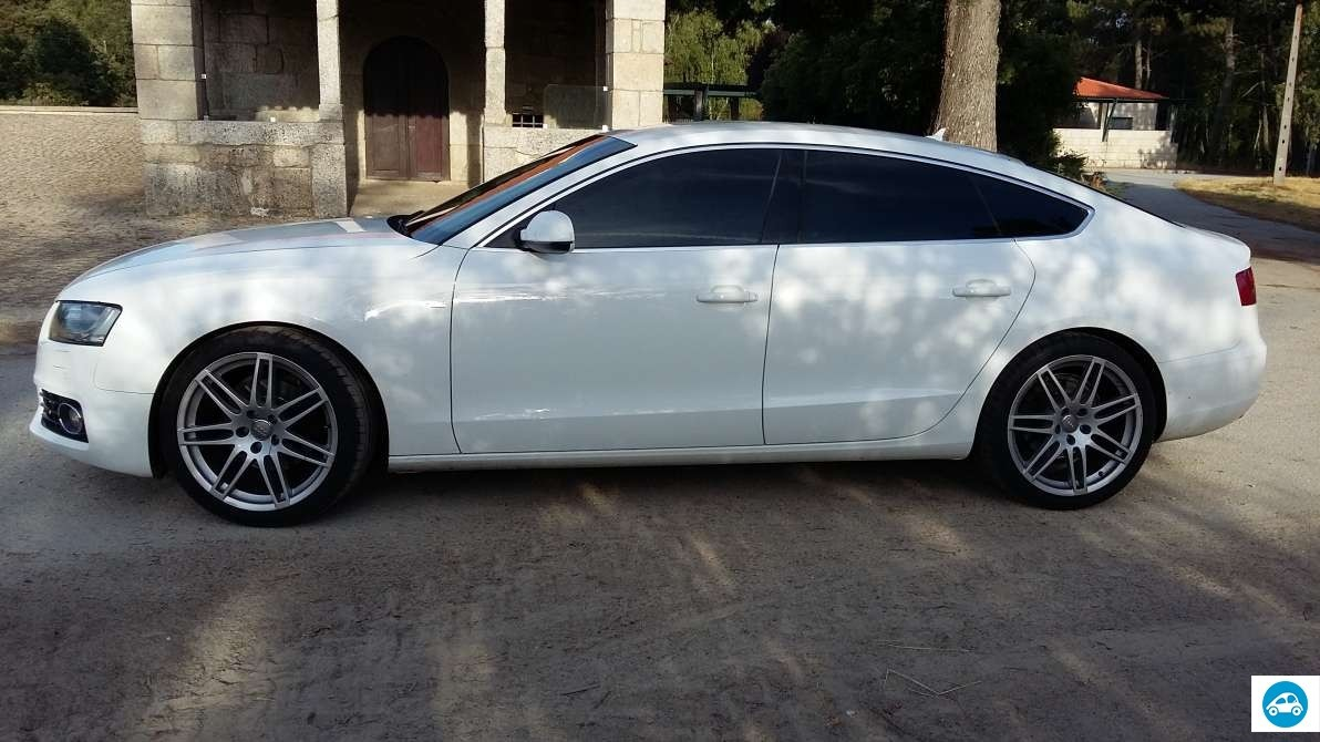 achat audi a5 sportback 2 0 tdi dpf s line 2010 d 39 occasion. Black Bedroom Furniture Sets. Home Design Ideas