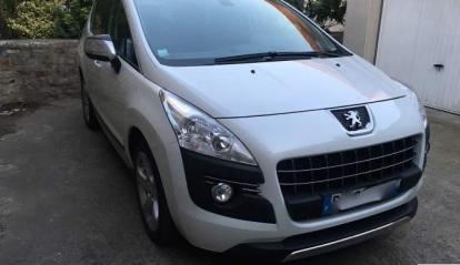 Peugeot 3008 1.6 E-HDI 2013