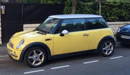 Mini Cooper 1.6 L 2001