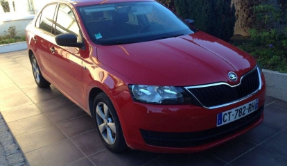 Skoda Rapid 1.6 TDI Active 2013