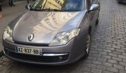 Renault Laguna III 2008