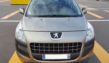Peugeot 3008 1.6 HDI 2012
