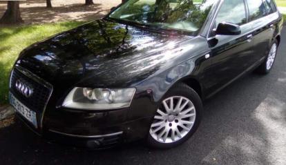 Audi A6 2.7 L 2005