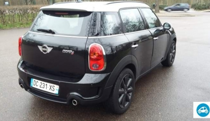 Mini CountryMan Pack S Red Hot 2014