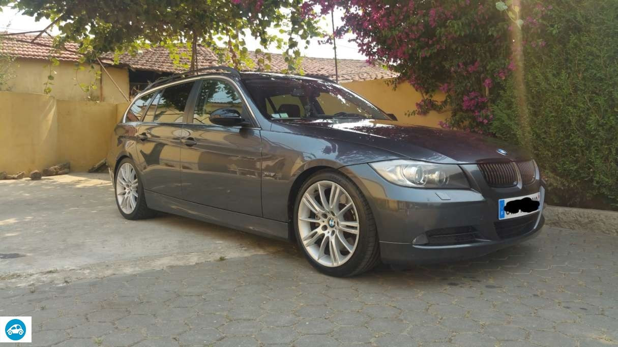 achat bmw serie 3 335d touring e91 luxe 2008 d 39 occasion pas cher 13 000. Black Bedroom Furniture Sets. Home Design Ideas
