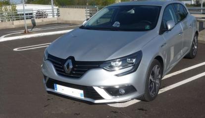 Renault Mégane IV Berline Intens dCi EDC 2016