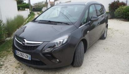 Opel Zafira Tourer 2013
