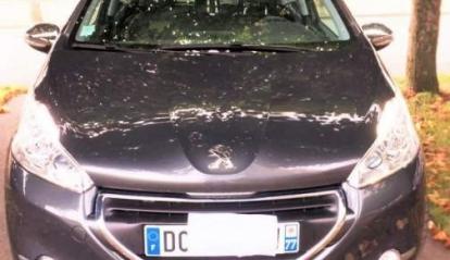 Peugeot 208 HB 1.6 VTi Allure 2014