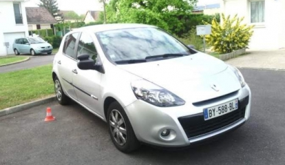 Renault Clio III 2011
