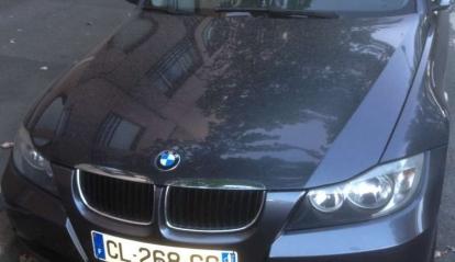 BMW Serie 3 320 E91 Touring 2007