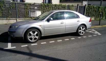 Ford Mondeo TDCI Xtrend 2003