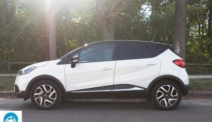 Renault Captur TCE Intens EDC 2015