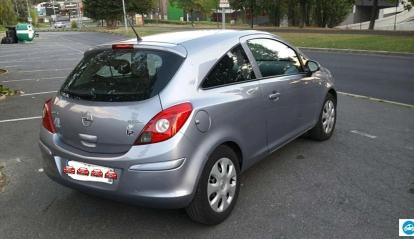 Opel Corsa 1.3 L Ecoflex 2009