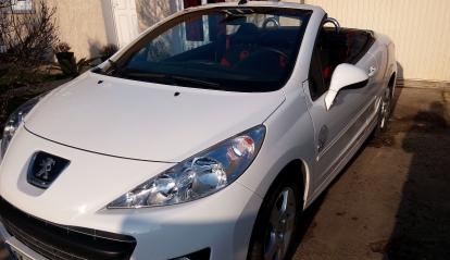 Peugeot 207 CC 1.6 120 série 64