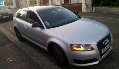 Audi A3 1.9 L Phase 2 Ambiente 2009
