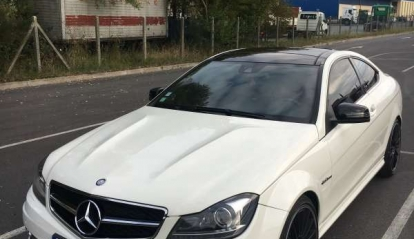 Mercedes Classe C63 AMG 2011