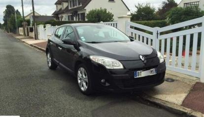 Renault Megane III 1.9 dCi Pack Dynamique 2011