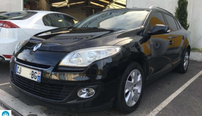 Renault Megane III 1.5 L DCI Estate 2012