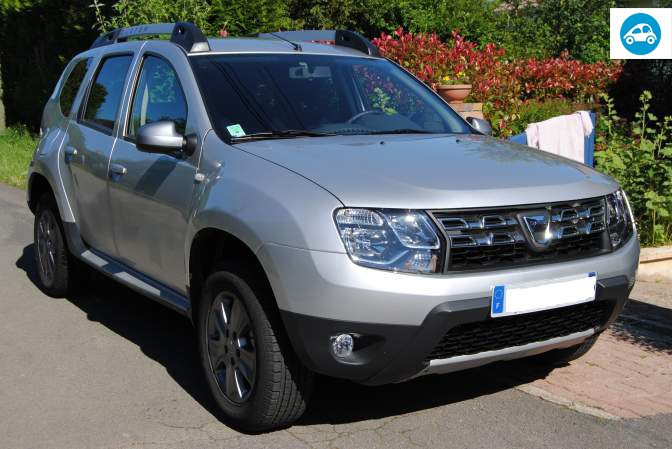 achat dacia duster 1 5 dci fap prestige 2016 d 39 occasion pas cher 16 600. Black Bedroom Furniture Sets. Home Design Ideas