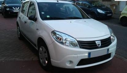 Dacia Sandero dCi Ambiance 2010