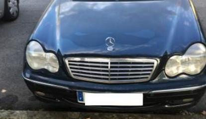 Mercedes Classe C 220 CDI Elegance BVA 2003