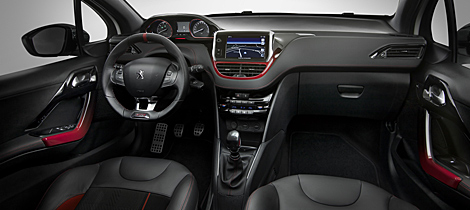 la peugeot 208 gti une valeur s re le blog d 39 autoreduc. Black Bedroom Furniture Sets. Home Design Ideas