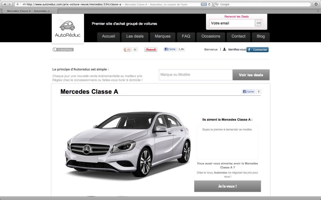 50% des acheteurs de voiture ont recherché une réduction sur le Net avant d'acheter !