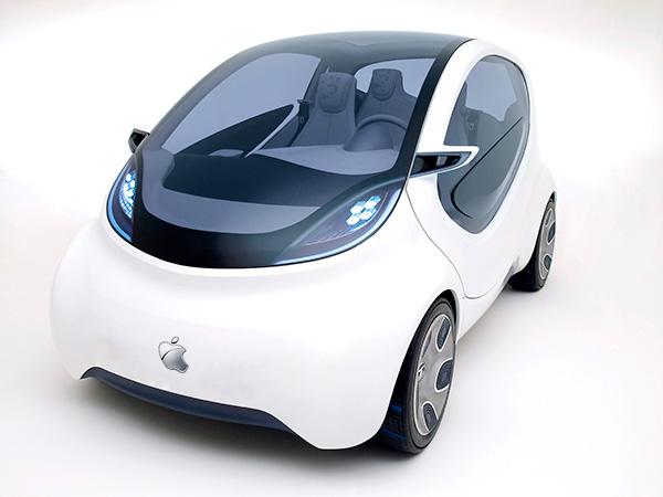 Exemple de ce que pourrait être la iCar. Steve Jobs aurait laissé des instructions pour sa réalisation