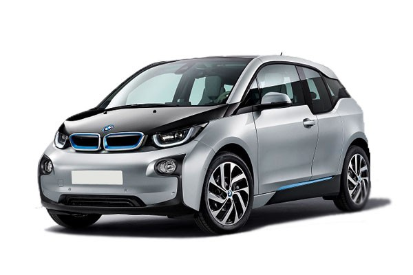 Deux voitures électriques occupent les 2e et 3e places. Ici la BMW i3 qui se classe 2e avec 223 points.