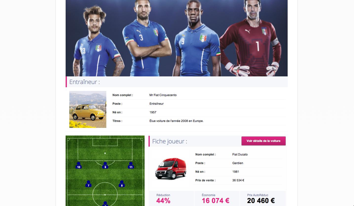 """Vente privée """"Suarez"""", 11 italiennes à croquer !"""