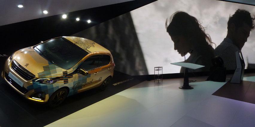La Peugeot 108 : avantages et inconvénients